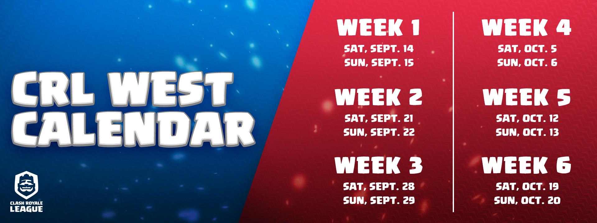 CRL-Schedule